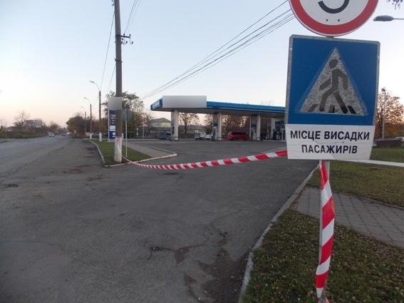 На Закарпатті затримали одного з трьох нападників на АЗС у Виноградові
