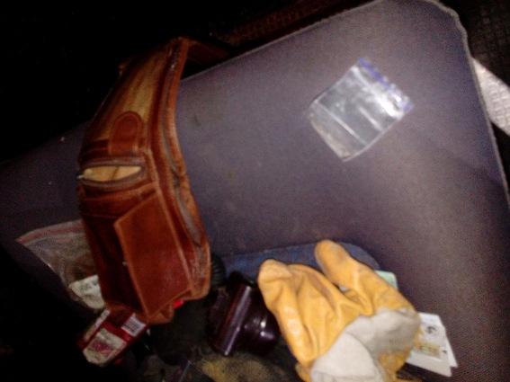 У мукачівця, який обікрав супермаркет, вилучили наркотики