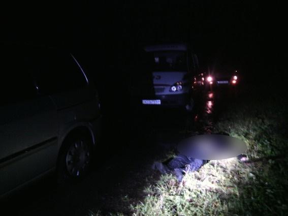 """Смертельна ДТП на Перечинщині: водій іномарки """"Пежо"""" збив жінку-пішохода"""