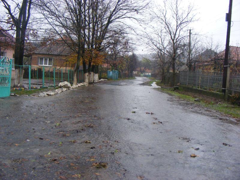 В одному із сіл Мукачівського району вода пошкодила міст, в іншому – підтопила школу