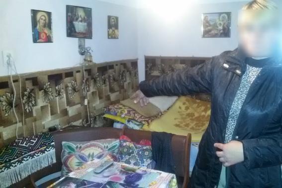 На Берегівщині поліція затримала жінку, яка обікрала пенсіонерку