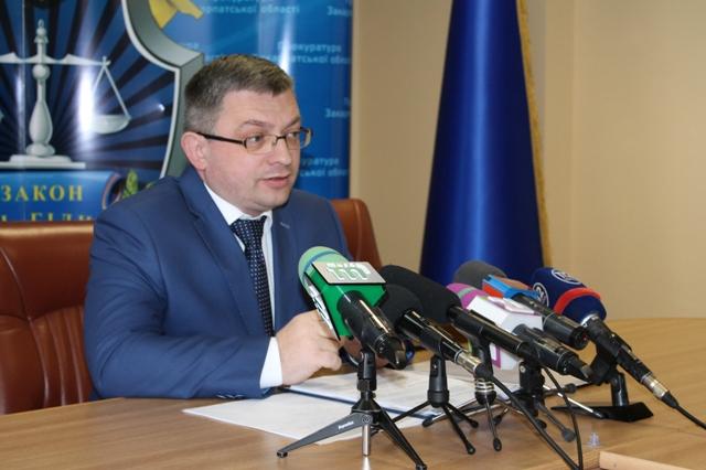 Прокурор області розказав про боротьбу із незаконними вирубками лісів, земельними оборудками та злочинними схемами