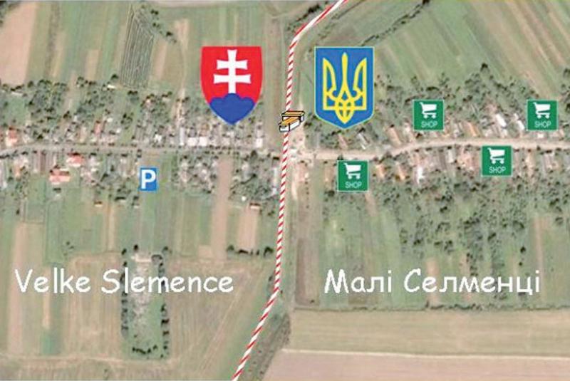 Українські Малі Селменці та словацькі Великі Селменці: бідність проти достатку