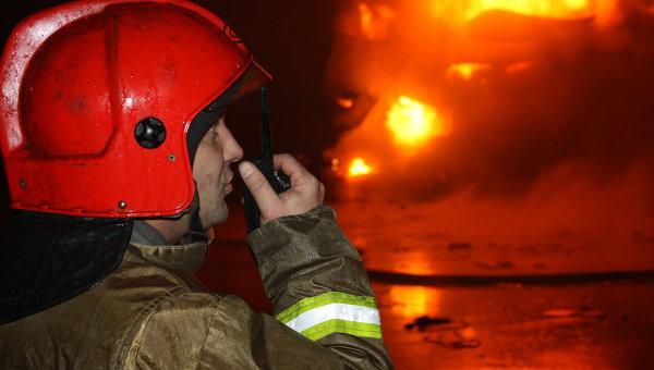 Пожежа на вулиці Зелена: знищено покриття та перекриття