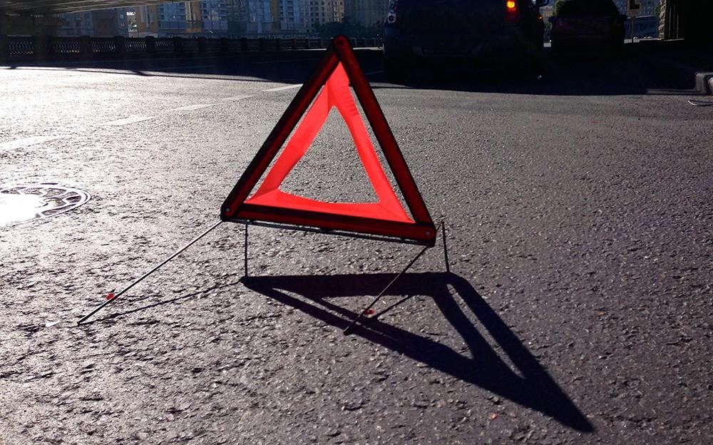 На проспекті Свободи в Ужгороді дві іномарки потрапили в ДТП