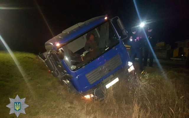 Страшенно п'яний водій влаштував у Мукачеві ДТП