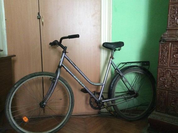 У Мукачеві зловмисники вкрали велосипед та продали його