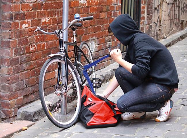 Поліція Мукачівщини викрила зловмисника, який викрав від односельчанки велосипед