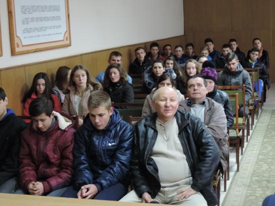 Учні Яношівського ліцею сільськогосподарського профілю екскурсіювали Берегівським відділом поліції