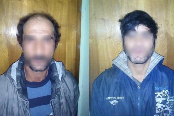 У Мукачеві затримали чоловіків, які напали на 24-річного юнака та відібрали в нього портмоне