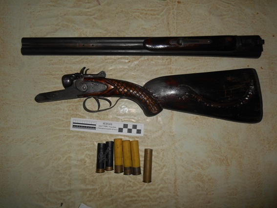 Житель Сваляви ховав незареєстровану зброю у дитячій кімнаті