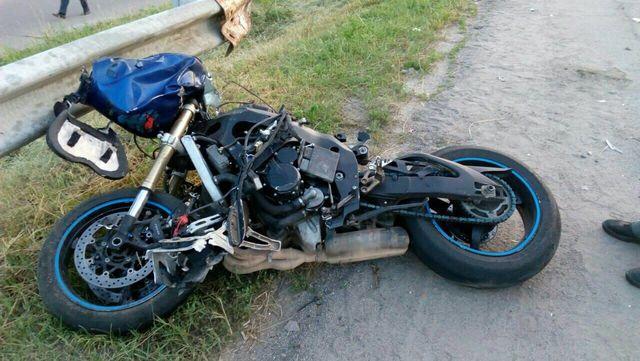 Смертельна ДТП в Ужгороді: загинув мотоцикліст