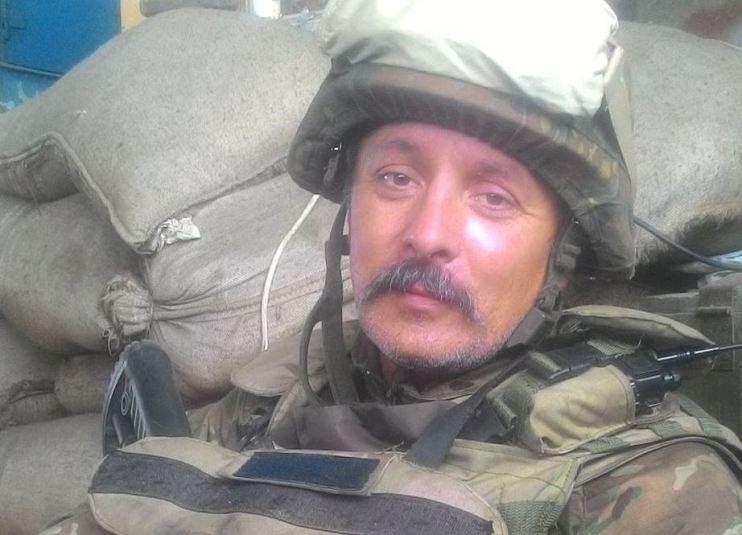На Донбасі загинув розвідник 128-ої бригади Костянтин Шрамко