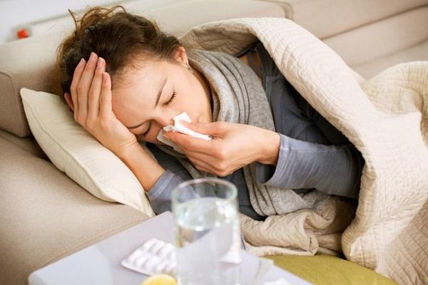 Кількість захворілих на грип та ГРВІ у області трохи збільшилась