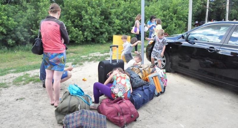 На Закарпатті тривають перевірки фактичного місця проживання переселенців