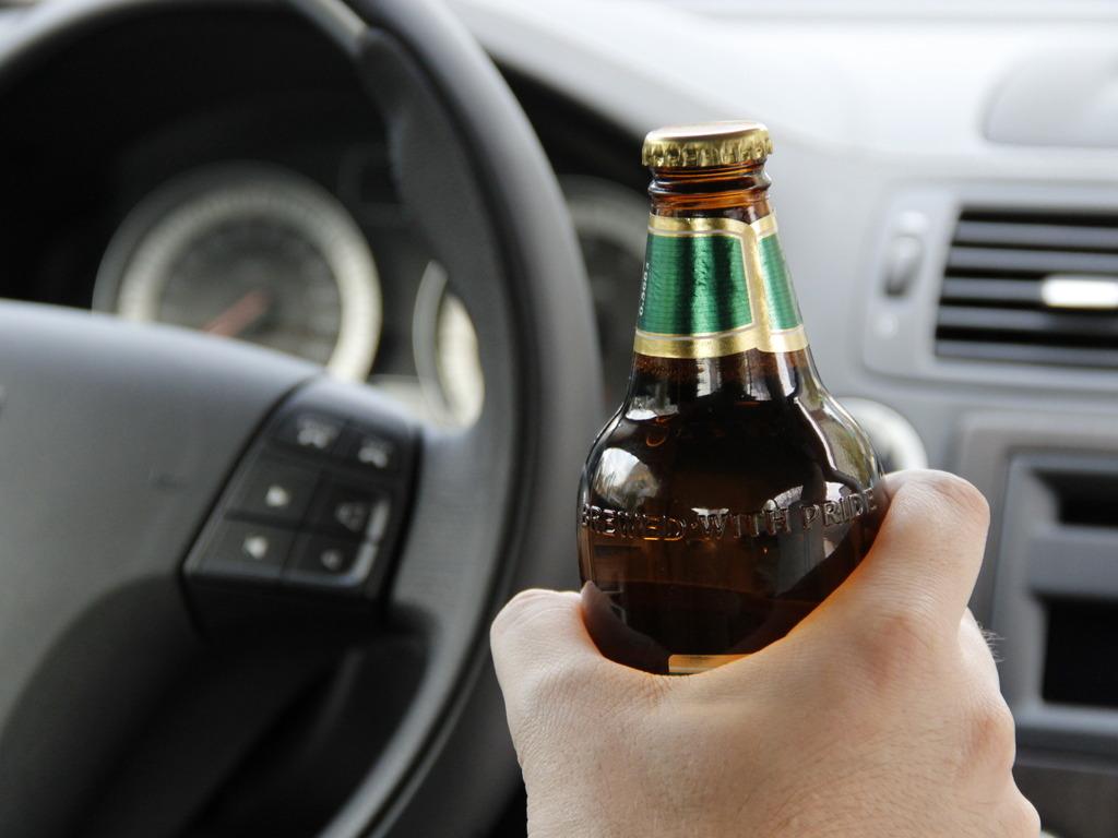 В Ужгороді патрульні затримали п'яного водія, який, ймовірно, є лікарем обласної клінічної лікарні