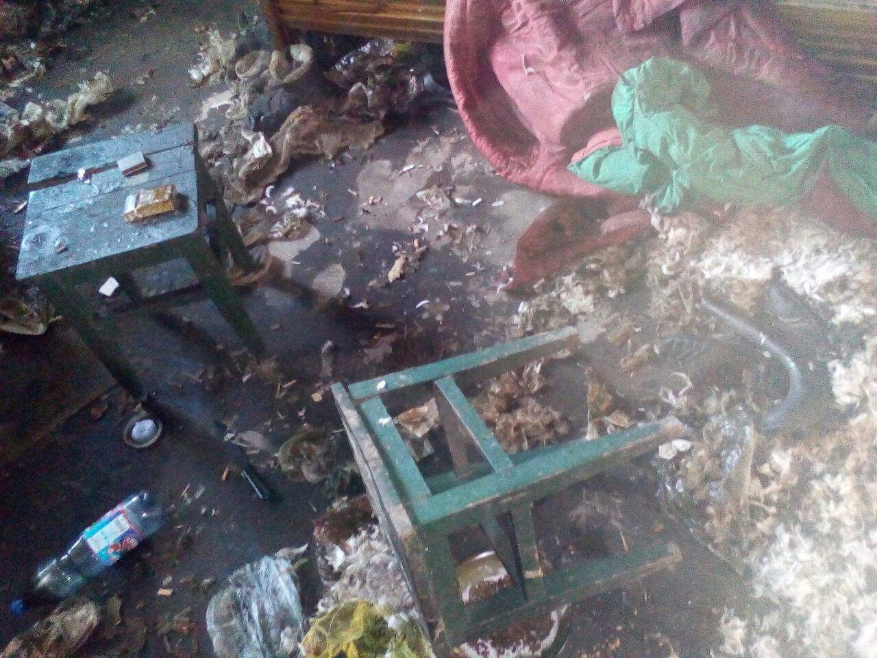 На Ужгородщині внаслідок куріння в ліжку загинув господар будинку
