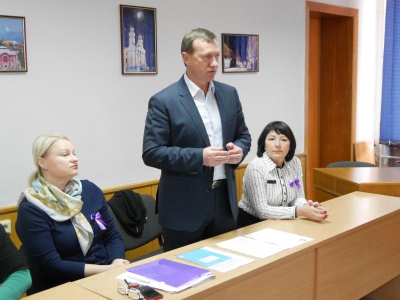В Ужгороді відбувся круглий стіл із протидії насильству