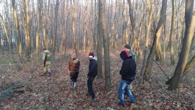 Прикордонники Чопського загону затримали чергових «шукачів кращого життя»