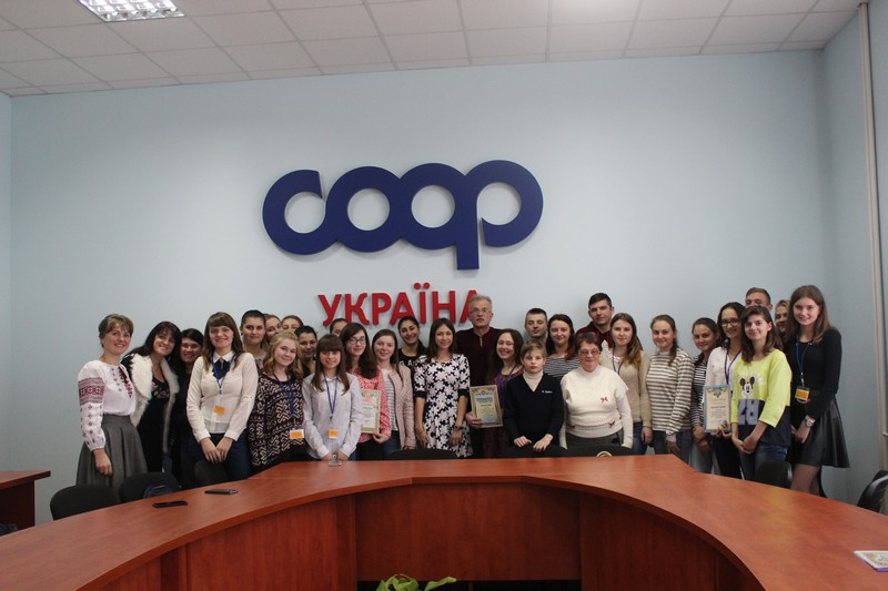 У Мукачівському кооперативному торговельно-економічному коледжі відбувся літературний брифінг