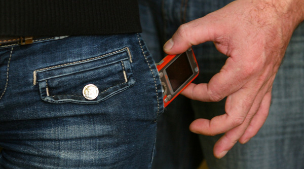 На Виноградівщині чоловік вкрав у свого знайомого мобільний телефон