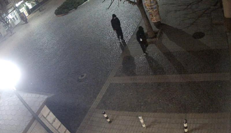 Поліція Мукачева просить допомоги у впізнанні хлопців, які грабують офіси та магазини у центрі міста