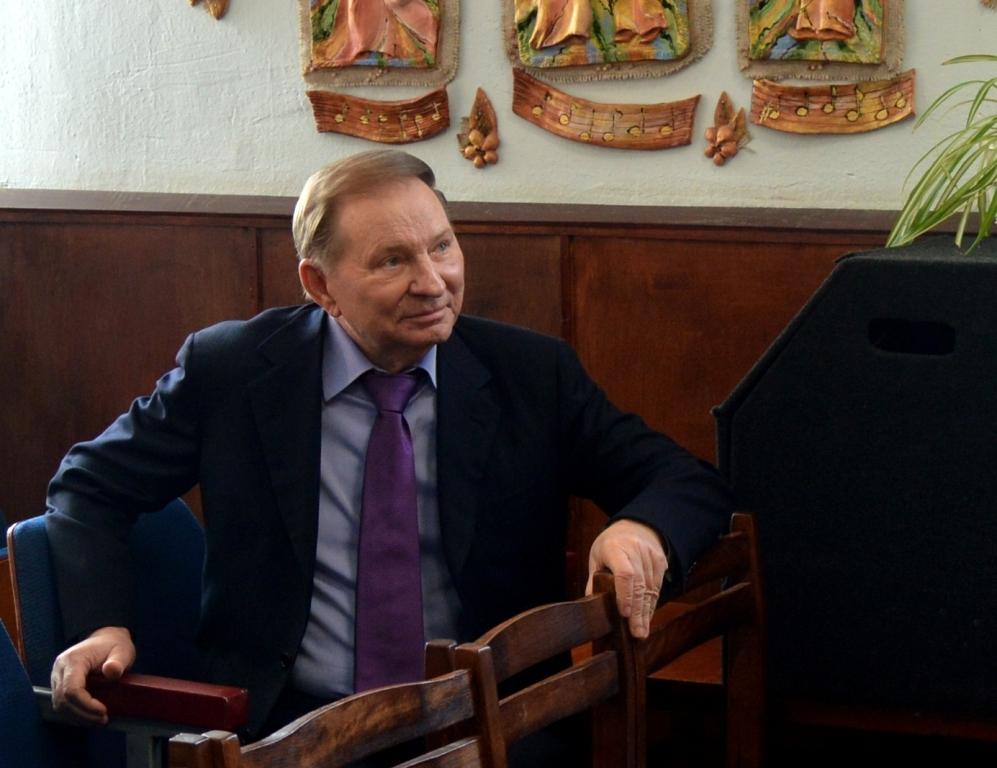 Я готовий підписатися під кожним словом Москаля, – Кучма щодо скасування мораторію на експорт лісу
