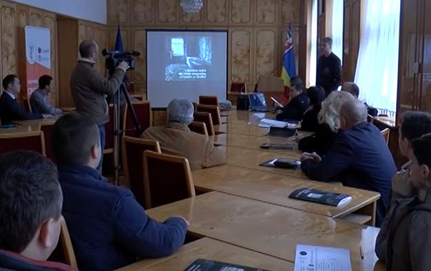 """В Ужгороді презентували документальний фільм """"Ті, що пережили пекло"""""""