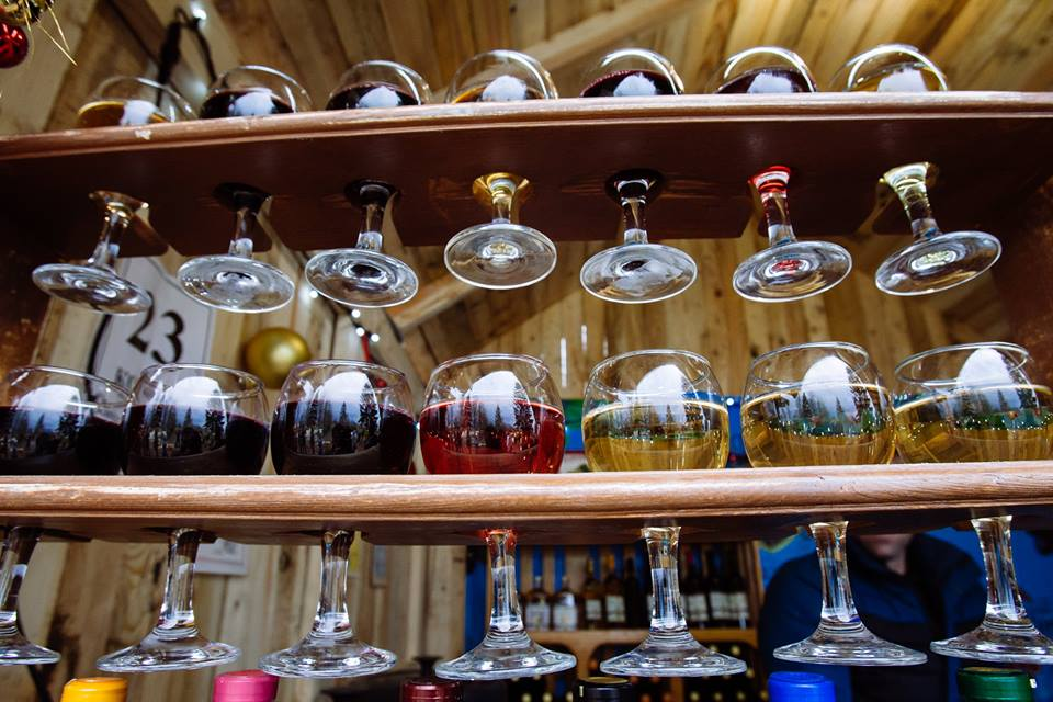 """Фестиваль """"Червене вино – 2017"""" у Мукачеві відбудеться 11-15 січня"""