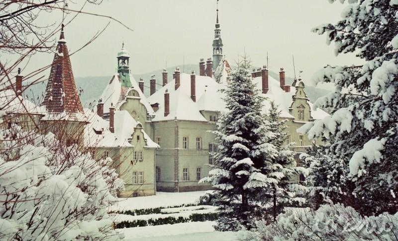 Перший місяць зими на Закарпатті буде помірковано морозним