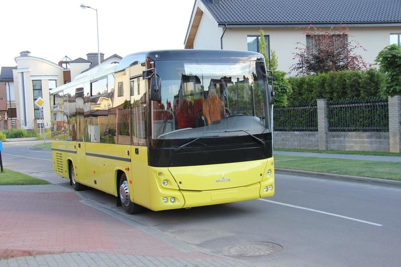 Європейські автобуси, вечірні маршрути: новації у галузі пасажирських перевезень Мукачева