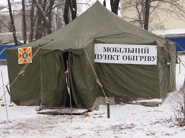 У Мукачеві облаштують пункт обігріву