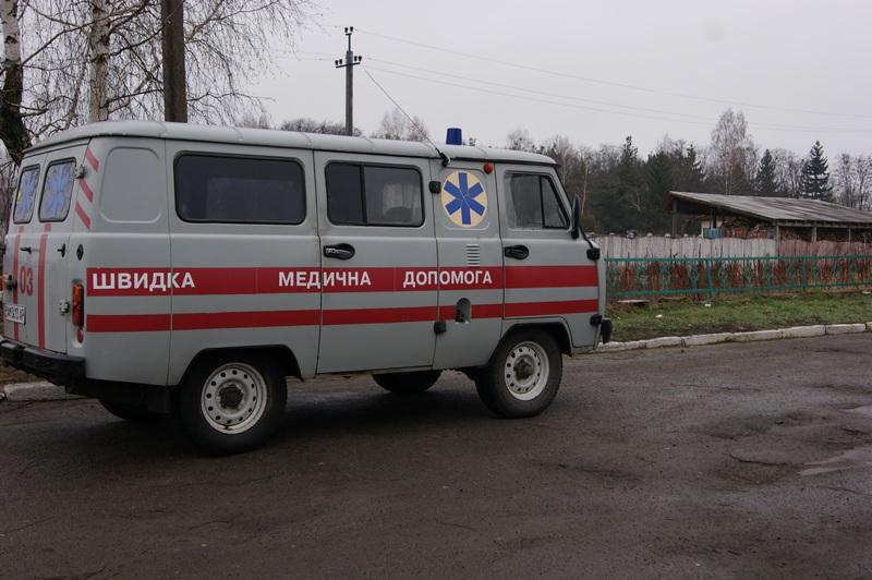 Закарпатській області катастрофічно не вистачає машин швидкої допомоги