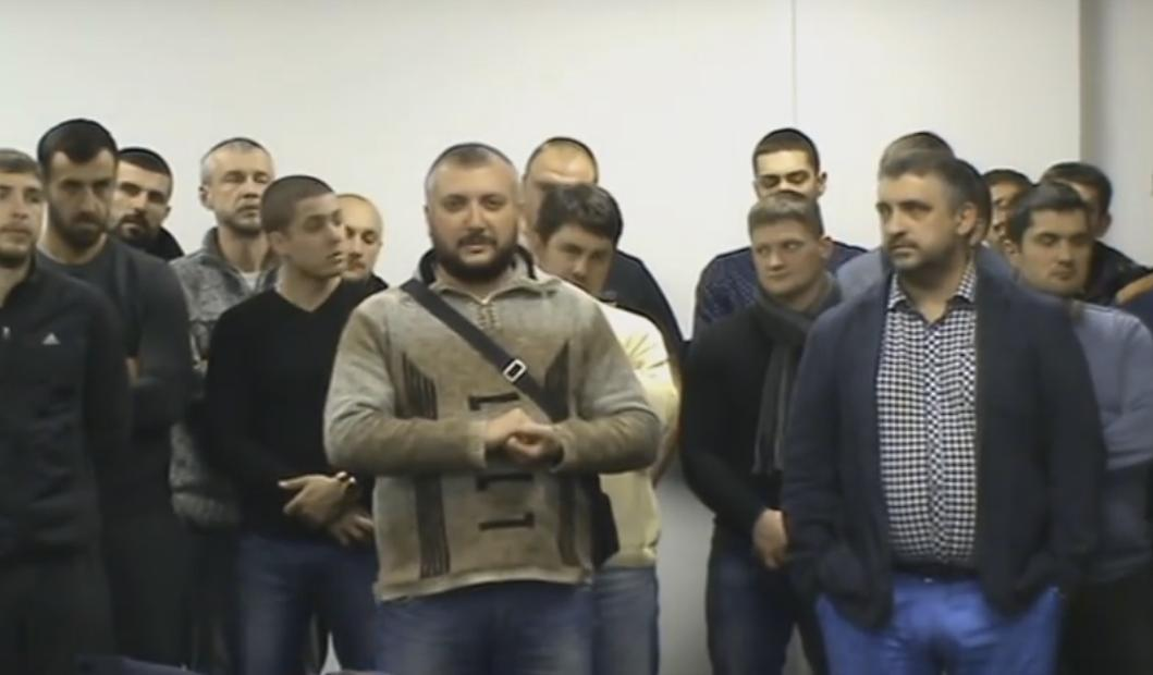 """Закарпатські """"пересічники"""" опублікували відео з погрозами українській владі"""