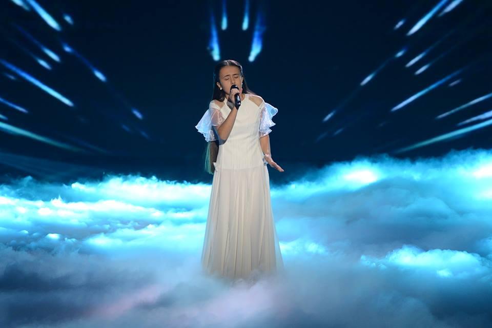 """У суперфіналі шоу """"Голос. Діти"""" Іванна Решко вражаюче виконала пісню співачки Бейонс"""