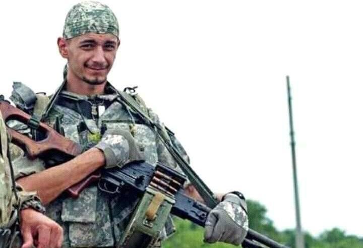 У зоні АТО загинув боєць 128-ої бригади із Закарпаття Михайло Покидченко