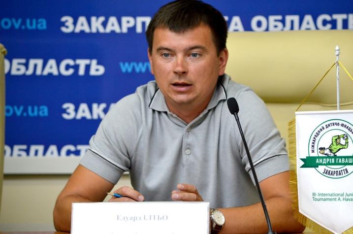 У Мукачеві обрали нового виконавчого директора Федерації футболу Закарпаття