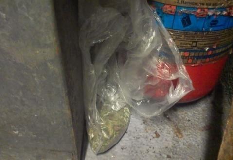 На Закарпатті прикордонники виявили у вагоні потягу наркотики
