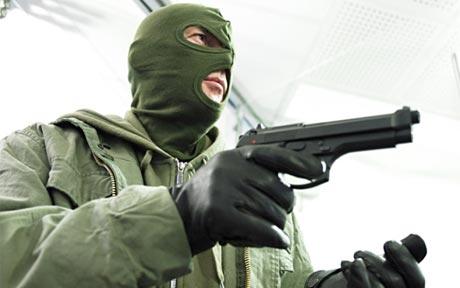 У Перечині поліцейські затримали грабіжників банку