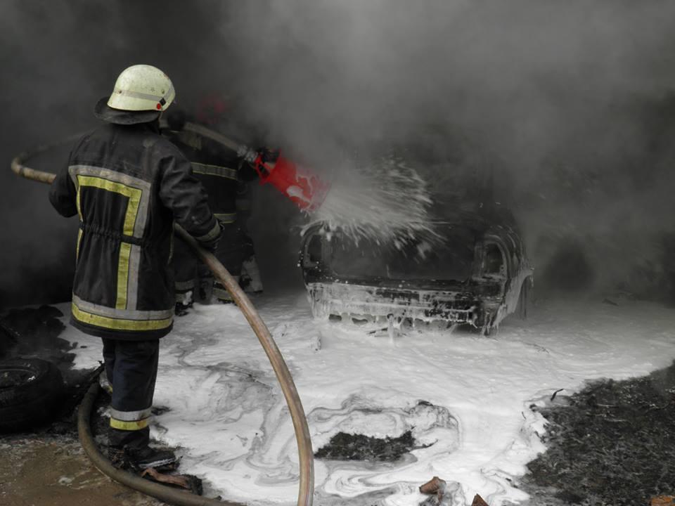 Під час вибуху у гаражі в Ужгороді постраждав 24-річний чоловік