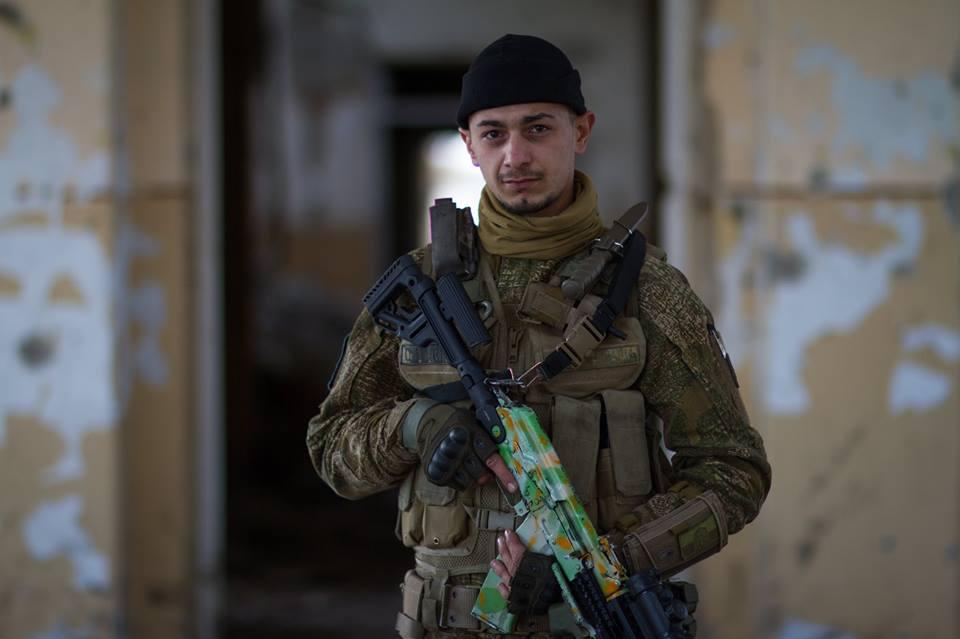 У Мукачеві попрощаються із загиблим бійцем 128-ої бригади Михайлом Покидченком