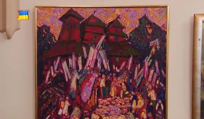 Угорщина придбала 138 картин закарпатських митців на 50 тисяч євро