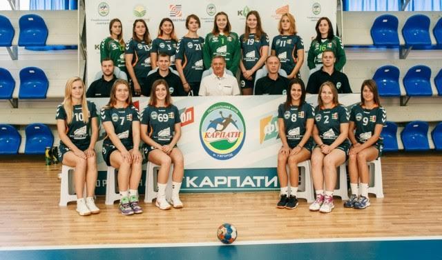 Найкраща гандбольна команда України потребує фінансової підтримки