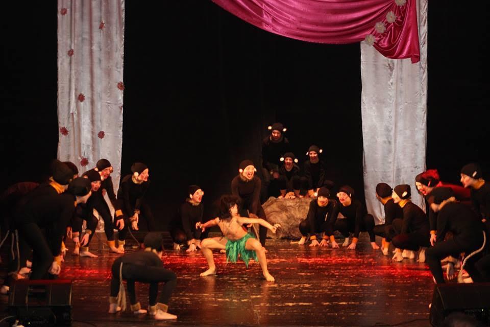 Вражаюча акторська майстерність дозволила мукачівцям вибороти призове місце на обласному фестивалі-конкурсі