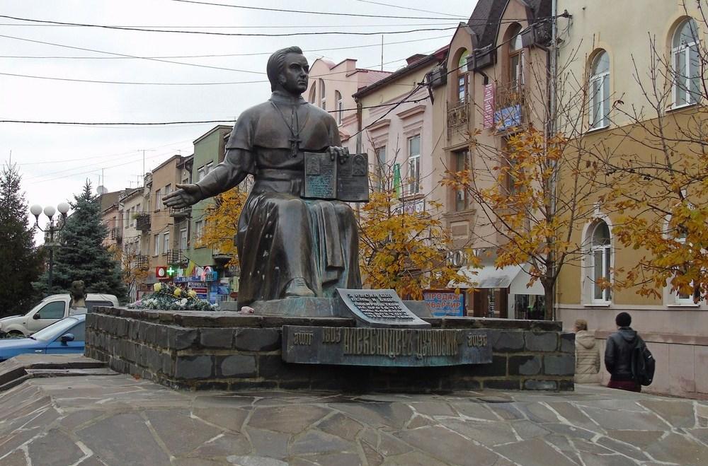 У Мукачеві планують заснувати міську премію імені Олександра Духновича