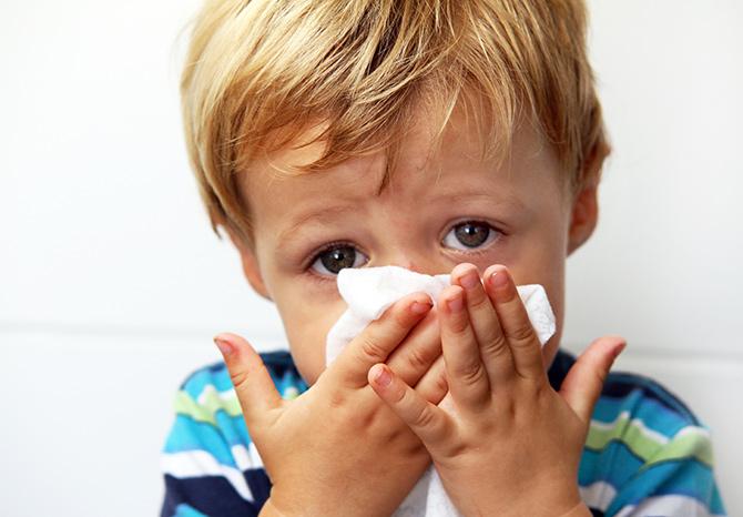В області на грип та ГРВІ вже захворіло більше 4,5 тисячі осіб