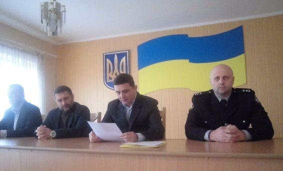 Мукачівська районна поліція отримала нового керівника