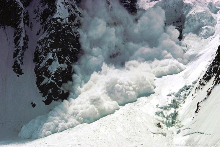 У східних гірських районах Закарпаття підвищився рівень лавиннонебезпеки