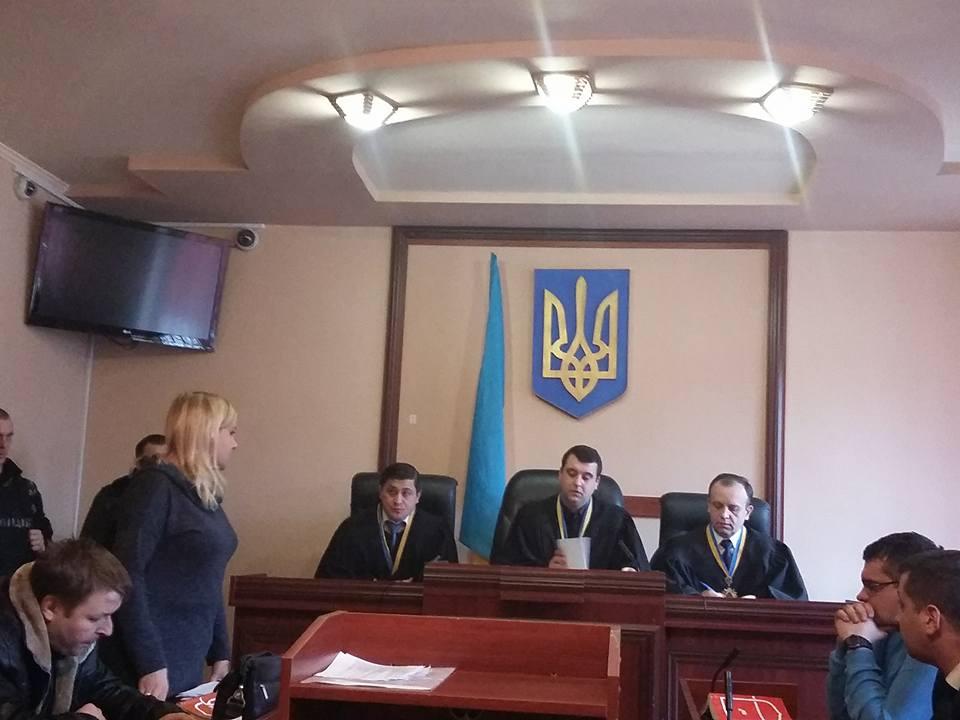 Суд розпочне розгляд справи стосовно кривавих подій у Мукачеві по суті вже 21 грудня