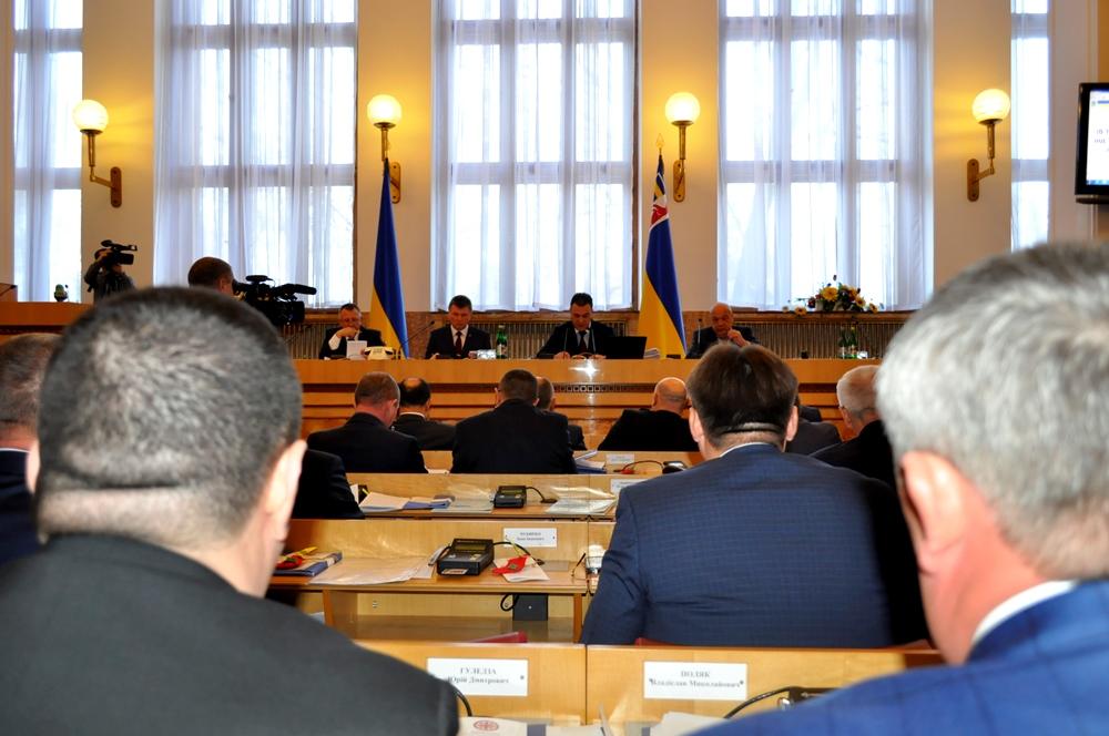 Закарпатські депутати закликали Парламент та Уряд скасувати заборону на ввезення гуманітарних спецавтівок